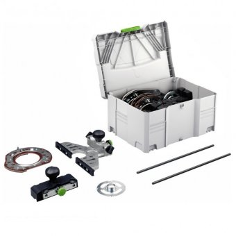 FESTOOL 497655 ZS-OF 2200 M ROUTING ACCESSORY SET IN T-LOC SYSTAINER
