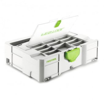 FESTOOL 497851 SYS 1 TL-DF SYSTAINER T-LOC DF