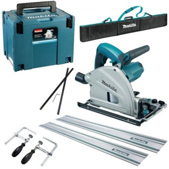 MAKITA SP6000J 110V SAW KIT COMPLETE