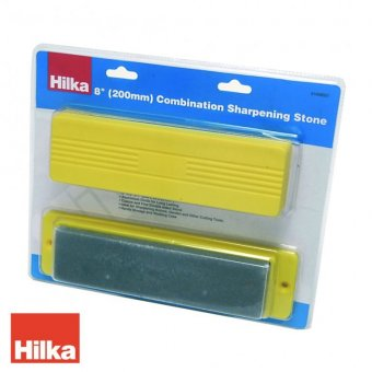 "HILKA 8"" COMBINATION SHARPENING STONE"