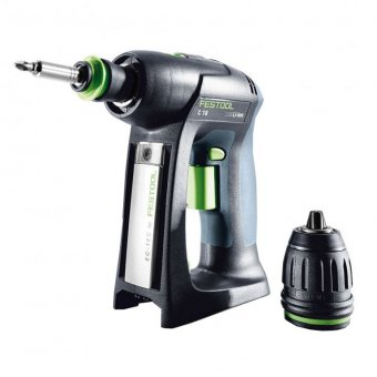 FESTOOL 564609 C18 LI-ION CORDLESS DRILL DRIVER BODY ONLY (574737)