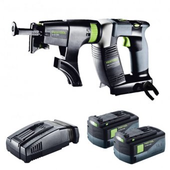 FESTOOL DWC 18-4500 5,2 LI-PLUS GB 18V 5.2AH DRYWALL SCREWDRIVER (574746)