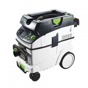 FESTOOL CTM36 E AC-LHS GB GB (NEW MODEL 2018) MOBILE DUST EXTRACTOR (574985 / 575652)