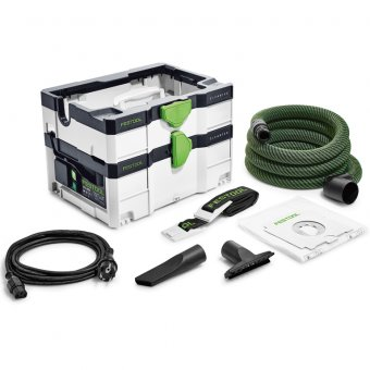 FESTOOL CTL SYS GB 240V MOBILE DUST EXTRACTOR (575284)