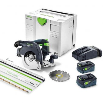 FESTOOL HKC 55 Li 5,2 EBI-Set-SCA-FSK 420 GB (575736)