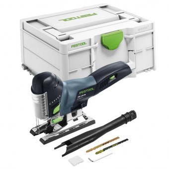 FESTOOL 577026 CORDLESS PENDULUM JIGSAW CARVEX PSC 420 EB-BASIC PROMO WITH 4.0AH LI BATTERY