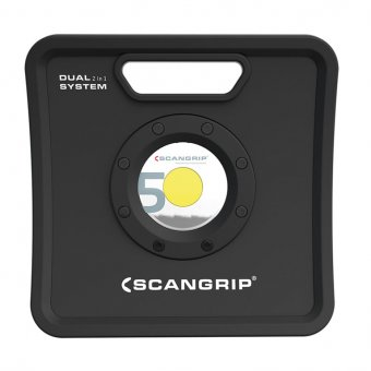 Scangrip NOVA 5K C+R 5000 lumen COB LED work light rechargeable 240v