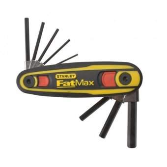 STANLEY FATMAX LOCKING HEX KEY SET - 9 PIECE