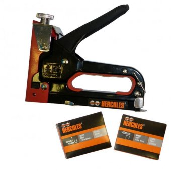 WORLDWIDE 3-WAY HEAVY DUTY STAPLE GUN