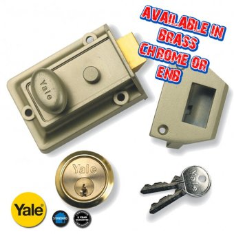 YALE 77 - Traditional Nightlatch