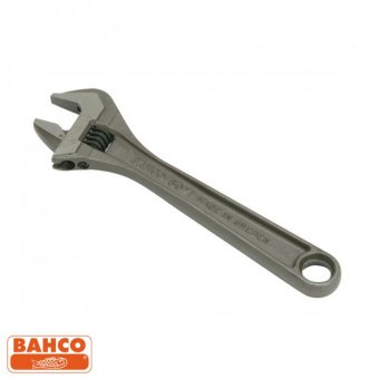 BAHCO ADJUSTABLE WRENCH