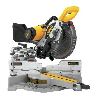 DEWALT 110V DW717XPS 250MM SLIDE COMPOUND MITRE SAW