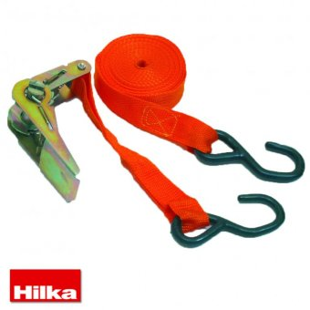 "HILKA 1"" X 15FT RATCHET TIE DOWN"