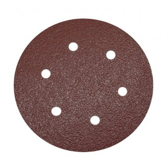 SIA GRINDING WHEELS SIAWOOD 1919 DIAMETER 150 MM 6-HOLE (SINGLE SHEET) GRIT 80