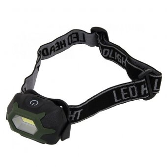 PTI PTI0426 2W LED Headlight with Batteries
