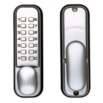 BRITON 9160 MECHANICAL DIGITAL DOOR LOCK