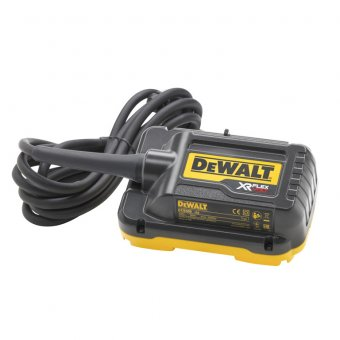 DEWALT DCB500 110V MAINS ADAPTER FOR 2X 54V 305MM MITRE SAW