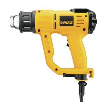 DEWALT D26414 110V LED PREMIUM HEAT GUN WITH LCD 2000 WATT