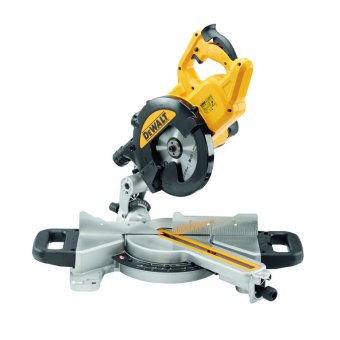 DEWALT DWS774 110V 216MM 1400W MITRE SAW