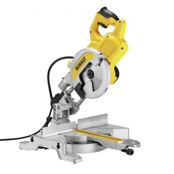 DEWALT DWS777 110V 216MM XPS MITRE SAW