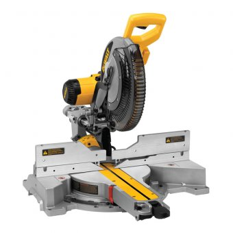DEWALT DWS780 110V 305MM SLIDE COMPOUND MITRE SAW