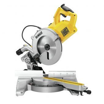 DEWALT DWS778 110V 250MM COMPACT SLIDE COMPOUND MITRE SAW