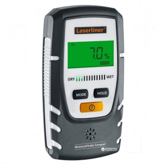 LASERLINER 082.332A MOISTURE FINDER MEASURER