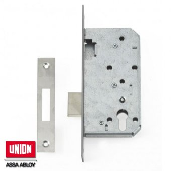 UNION APTUS 2 EURO PROFILE CYLINDER MORTICE DEADLOCK