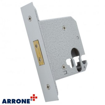 ARRONE EURO MORTICE DEADLOCK CASE