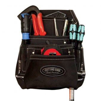 CUTTING EDGE 10PKT CONTRACTORS POUCH