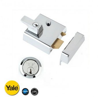 YALE NO.1 - Double Locking Nightlatch