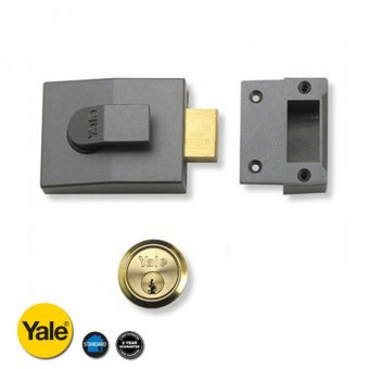 YALE 82 - Deadbolt Nightlatch