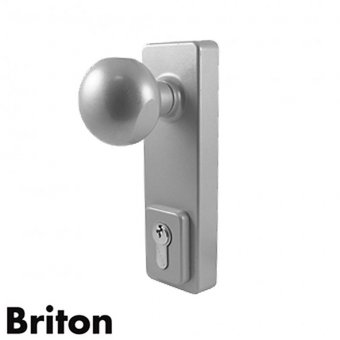 BRITON 1413E/KESE REVERSIBLE KNOB LOCKING ATTACHMENT