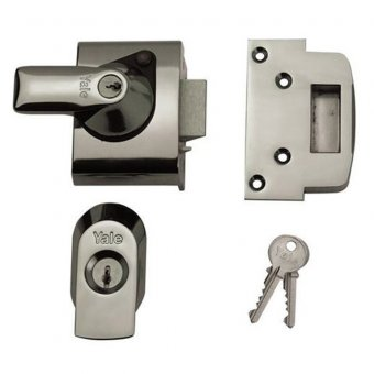 YALE BS2 40MM SECURITY NIGHTLATCH