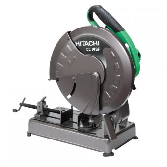 HIKOKIJ2Z CC14SF CUT-OFF SAW WITH QUICK LOCK VICE (110V ONLY)