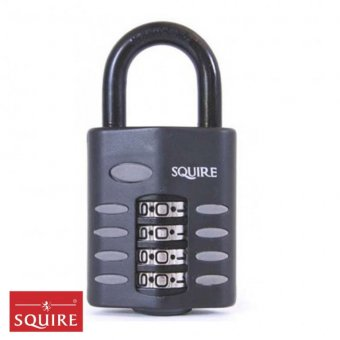 SQUIRE CP50 50MM COMBINATION PADLOCK