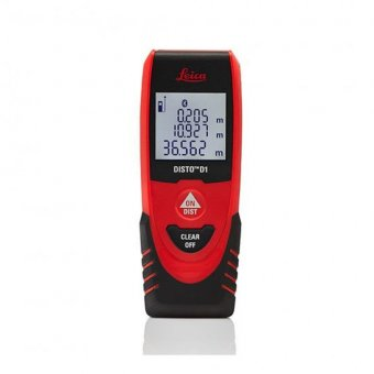 LEICA DISTO D1 40M BLUETOOTH LASER DISTANCE MEASURE