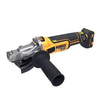 DEWALT DCG405FN-XJ 18V XR BRUSHLESS 125MM FLATHEAD ANGLE GRINDER (BODY ONLY)