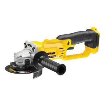 DEWALT DCG412N 18V CORDLESS 125MM GRINDER (BODY)