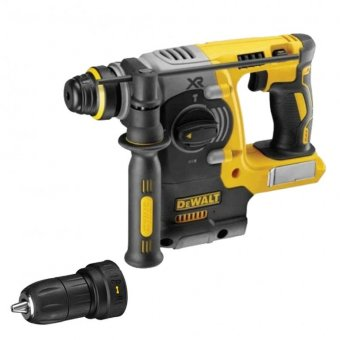 DEWALT DCH274N 18V XR LI-ION BRUSHLESS SDS DRILL BODY ONLY WITH CHUCK