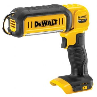DEWALT DCL050 18V LI-ION CORDLESS HANDHELD L.E.D WORKLIGHT (BODY ONLY)