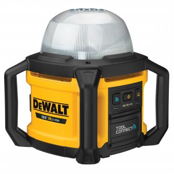 Dewalt DCL074 18V XR Tool Connect Area Light 5000 Lm Body Only
