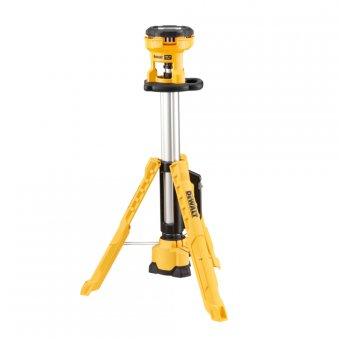 DEWALT DCL079 18V CR LED TRIPOD LIGHT (BODY ONLY)