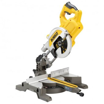 DEWALT DCS777N XR FLEXVOLT 54V 216MM MITRE SAW (BODY)