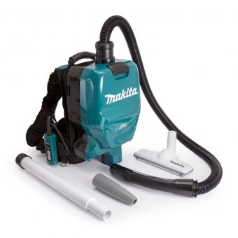MAKITA DVC260Z CORDLESS BACKPACK VACUUM CLEANER (Body Only)