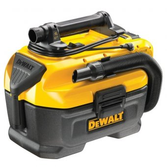 DEWALT DCV582 XR WET AND DRY 240V AND CORDLESS VACUUM