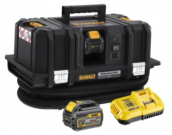 Dewalt DCV586MT2-GB 54V XR FLEXVOLT M-Class Vac With 2 x 54v/18V 6.0ah Batteries