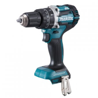 MAKITA DHP484Z 18V LI-ION 13MM BRUSHLESS COMBI DRILL (BODY ONLY)