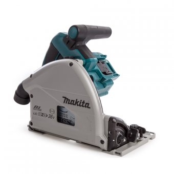 MAKITA DSP600ZJ TWIN 18V LI-ION BRUSHLESS PLUNGE SAW (BODY ONLY)