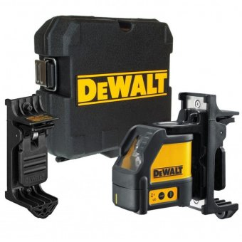 DEWALT DW088K SELF-LEVELLING CROSS LINE LASER LEVEL